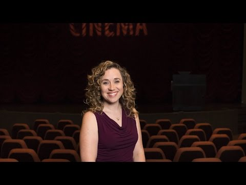 Staff Spotlight: IU Cinema's Brittany D. Friesner