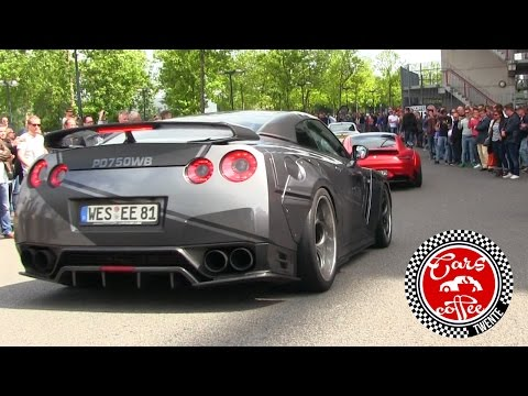 THE BEST CARS AND COFFEE EVER! | Cars and Coffee Twente 2016