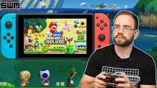 Should You Buy New Super Mario Bros U Deluxe?