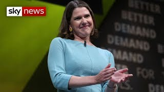 Jo Swinson talks up chances of being Prime Minister