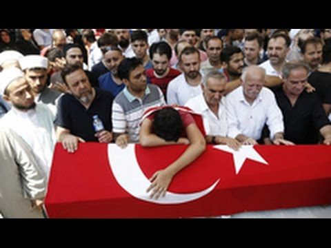 Police and officials purged after coup attempt
