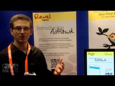 DSE 2015: Revel Digital Explains Beacon Technology, Talks Analytics