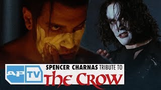"""Spencer Charnas On """"The Crow"""" 25th Anniversary, Impact on Ice Nine Kills 