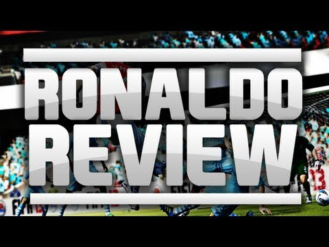 FIFA 13 Ultimate Team   Cristiano Ronaldo Player Review + In Game Stats!