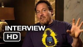Iron Man 3 Interview - Jon Favreau (2013) - Robert Downey Jr. Movie HD