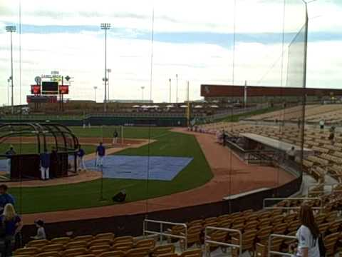 Camelback Ranch is listed (or ranked) 5 on the list The Coolest Cactus League Spring Training Stadiums