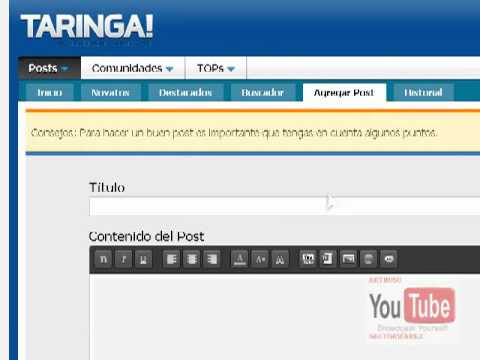 Como ver videos prohibidos o mayor de 18 en youtube (sin registrarse)
