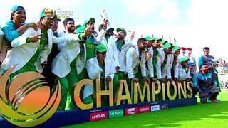 DIL DIL PAKISTAN music /ICC Champions Trophy Final 2017 /memories