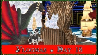 Vlogmas Day 18! Gifties!! (Second Life)