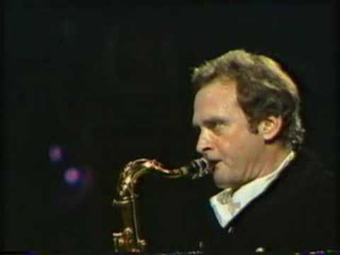 Stan Getz Performs Wave - Copenhagen 1970s