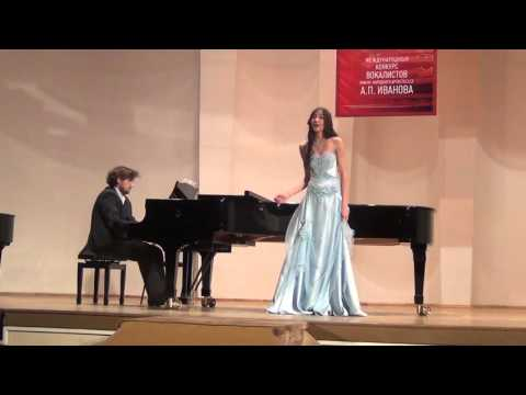 Россини, Джоаккино - Опера «Дева озера»