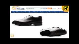 Italian Leather Dress Brogue Shoes CW762044 www.cwmalls.com