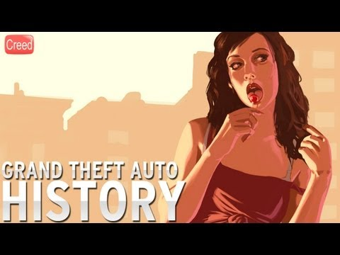 History of - Grand Theft Auto (1997-2013) Music Videos