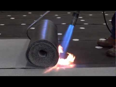 U.s. Ply How To - Torch Application Techniques video