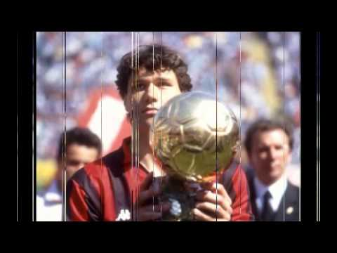 The History of Ballon D'or Winners 1956-2012