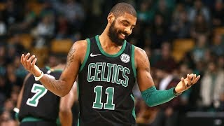 Kyrie Irving Fires Agent! Nets Seem Favorite! 2019 NBA Free Agency