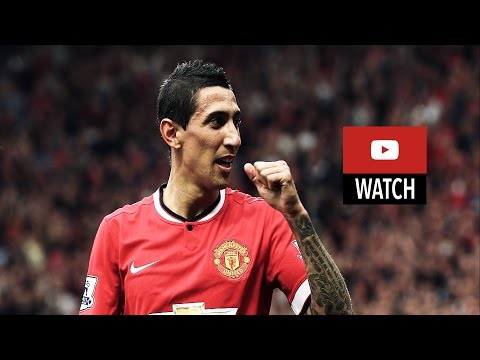 Angel Di Maria | Manchester United |  Amazing Skills & Goals - 2015 HD