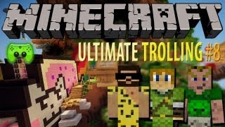 MINECRAFT Adventure Map # 8 - Epic Jump Map: Ultimate Trolling «» Let's Play Minecraft Together | HD