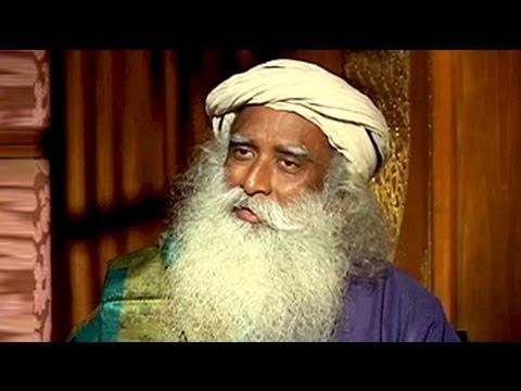 Ndtv's Vikram Chandra Speaks To Sadhguru Jaggi Vasudev video