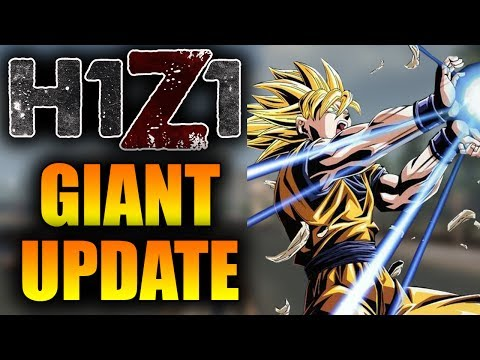 HUGE NEW H1Z1 UPDATE! Pre-Season 5, RANKED DUOS and 5s Added + NEW GAS MECHANICS! (June Patch Notes)