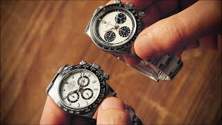 £9,000 Rolex Daytona vs £250,000 Paul Newman | Watchfinder & Co.