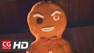 "CGI Animated Short Film: ""Cookie Cutter"" by Media Design School 