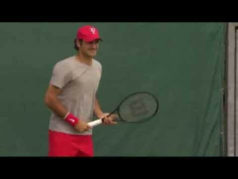 Roger Federer will Novak Djokovic vom Weltranglisten-Thron stürzen | ATP-Finals in London | Tennis