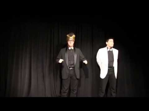 The 39 Steps Play Act One