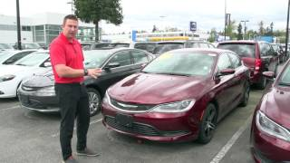 Langley Chrysler Dodge Jeep Ram - 2016 Chrysler 200 LX Review