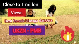 Best Female Bhenga Dancers by UKZN DANCERS - PMB (Bhenga Chick)