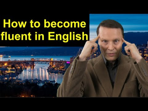 How To Improve Your English Speaking - Learn English Live 18 With Steve Ford video