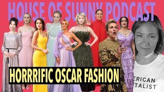 Ep 17 - 2018 Oscar Fashion Review - Feminism Takes Hold!