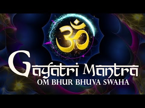 Download GAYATRI MANTRA  OM BHUR BHUVAH  BHUVA  SWAHA SWAHA  SVAH      FULL SONG