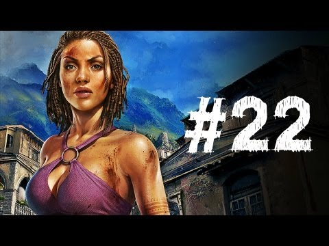Dead Island Riptide Gameplay Walkthrough Part 22 - Militarized Zone - Chapter 9