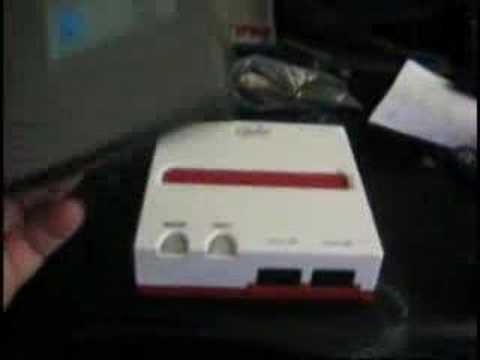 The Yobo FC NES Clone