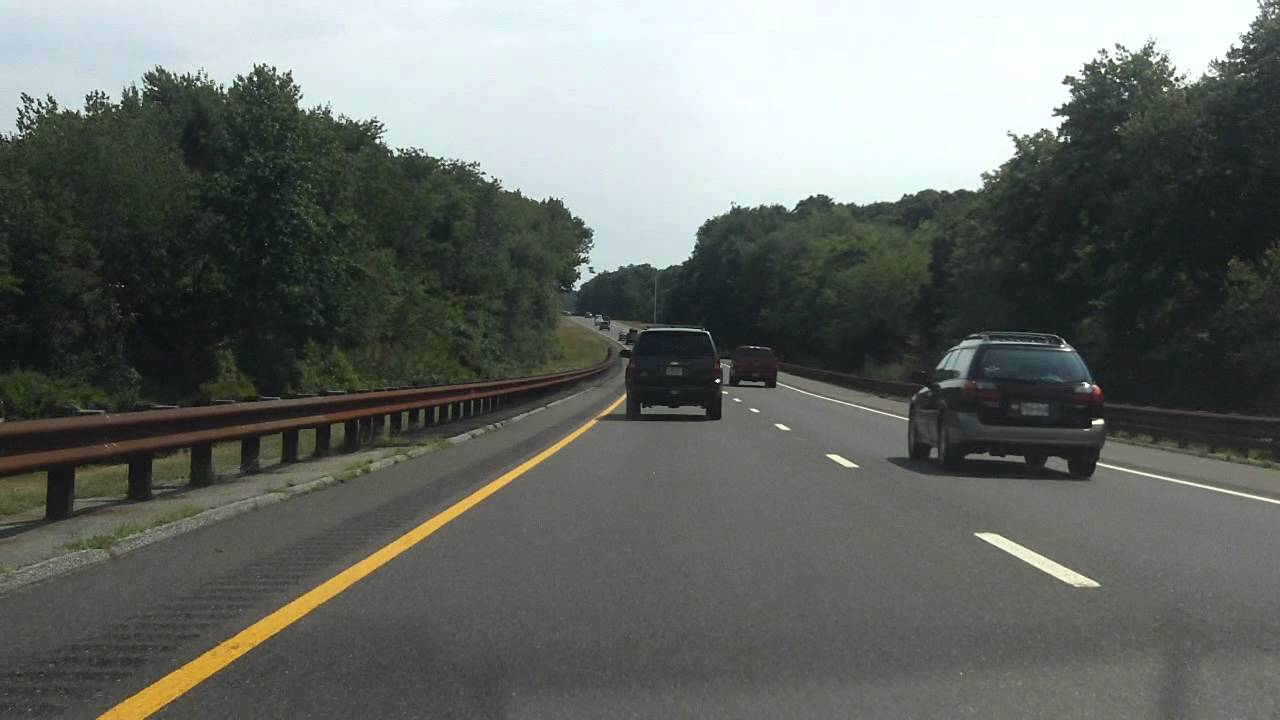 Garden State Parkway Exits 10 To 0 Southbound Youtube