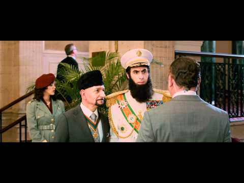 The Dictator : bande-annonce officielle VOST