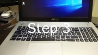 ASUS Keyboard Backlight Ultimate Fix using Asus BT Utility! ASUS Keyboard Backlight Problem Solved!