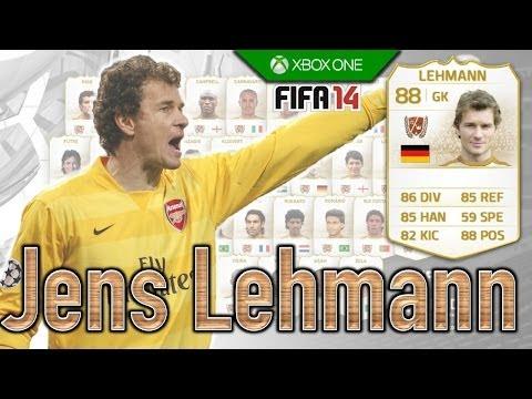 FIFA 14   Legend Review   Jens Lehmann !