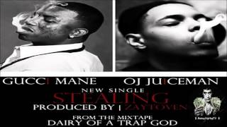 Gucci Mane Ft OJ Da Juiceman -- ' Stealing ' (Dairy Of A Trap God) #(Sept. 2013)#