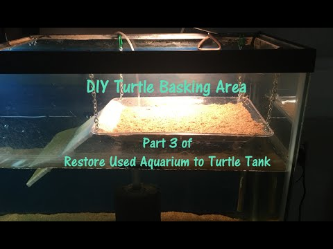 DIY Suspending Turtle Dock | Cheap and Easy!