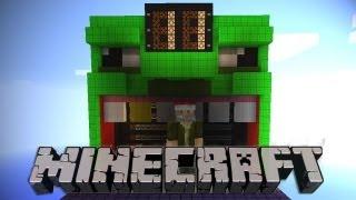 El Ataque de los Zombies!! - MINECRAFT Mini-Juego