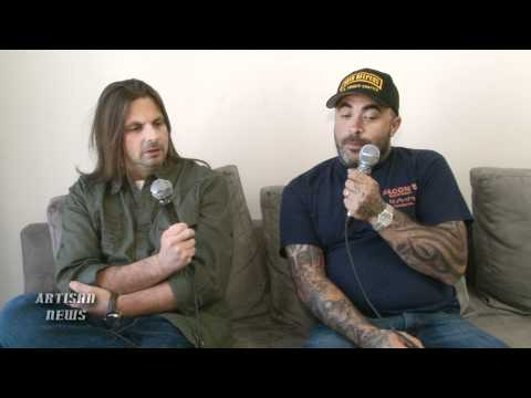 STAIND CALLS 9/11 BENEFIT A MOVING EXPERIENCE