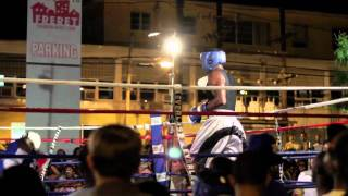 New Orleans Freret Street: Friday Night Fights
