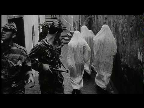 gillo pontecorvos the battle of algiers essay Pontecorvo's wide-ranging approach never precludes his own morality on display iii in the age of isis, trump, and generally state-sanctioned violence, it's easy to find modern-day parallels with the battle of algiers.