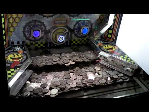 How to win at Arcade 10p Machines