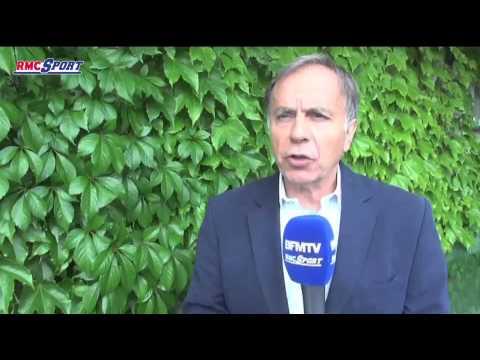 "Tennis / Roland Garros / Dominguez évoque la sensation ""Gulbis"" - 02/06"