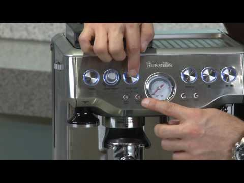 Solutions: The Barista Express BES860XL Too Much / Too Little Espresso Delivered To Basket