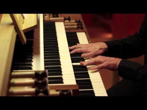 Bohemian Rhapsody Queen on church organ played by Bert van den Brink