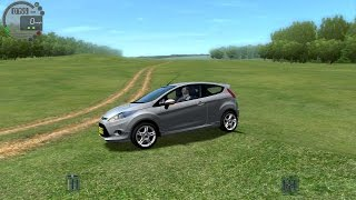 City Car Driving | 1.4.1 |  Ford Fiesta (0-220)Son Hız(Top Speed)